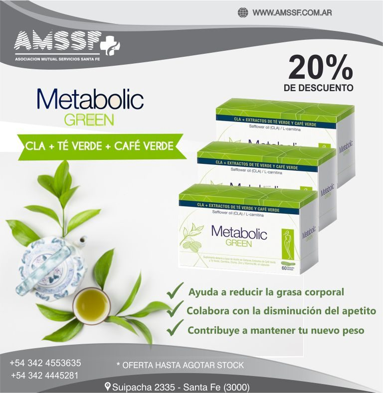 METABOLIC GREEN